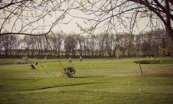 #Sport #Golf du Pays Rochefortais, Saint-Laurent de la Prée #RochefortOcean Charente Maritime Poitou Charentes