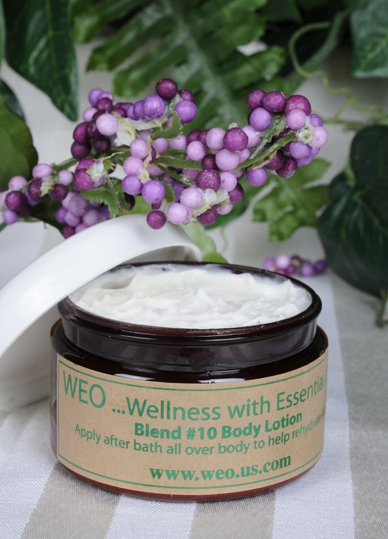 WEO™ Body Lotion...Pure Tamanu Oil ,Grapefruit Essential Oil and Ginger Essential Oil. TREAT YOURSELF!