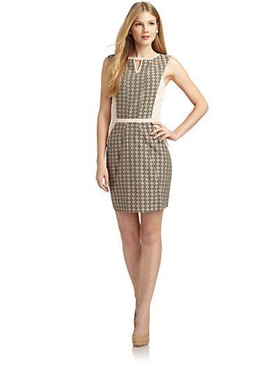 ADDISON - Jacquard Woven Dress -: Miniskirt, Jacquard Woven, Search, Dresses, Addison Jacquard, Fashion Frenzy,  Mini