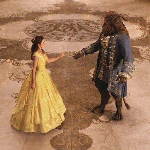Beauty And The Beast For Some Reason This Picture Reminds Me Of Boo Sullivan From Monster Inc
