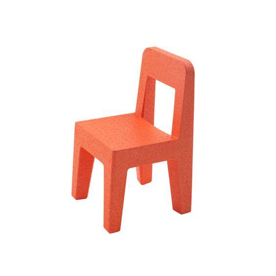 Sièges MAGIS SEGGIOLINA POP chaise enfant sur SILVERA-eshop