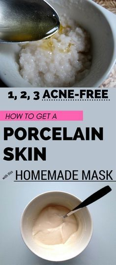 How To Get A Porcelain Skin With This Homemade Mask