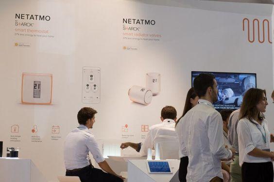 IFA2016: Netatmo bringt Heizkörperthermostat mit Siri-Sprachsteuerung