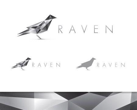 Chris Spooner- Raven Logo