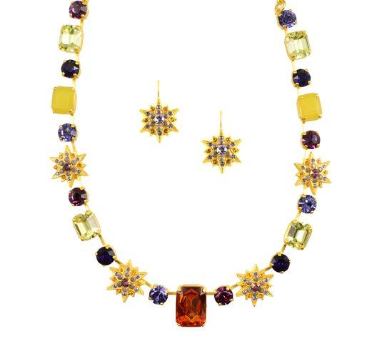mariana-hope-collection-24k-yellow-gold-plated-swarovski-crystal-flower-statement-necklace-and-matching-earrings-jewelry-set_194151.jpg (535×499)