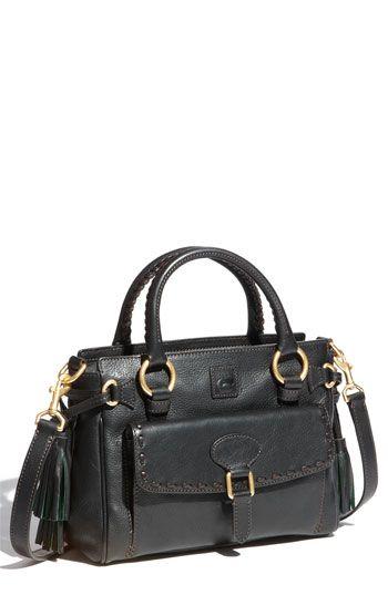 Dooney & Bourke medium pocket satchel.