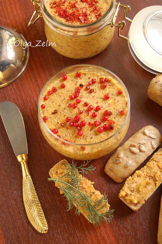 Fasolevo Mindalnyj Pashtet Eda Kulinariya Horoshaya Eda