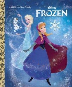 Disney Frozen (A Little Golden Book) #disneyfrozen #disneyfrozenelsa #disneyfrozenanna #disneyfrozenolaf