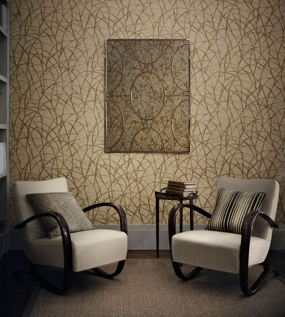 Nara Wallpaper by Zoffany Jane Clayton Wallpapers Pinterest - designer tapeten einrichtung maskuline note
