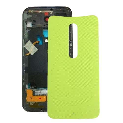[$2.45] iPartsBuy for Motorola Moto X Style Battery Back Cover(Green)