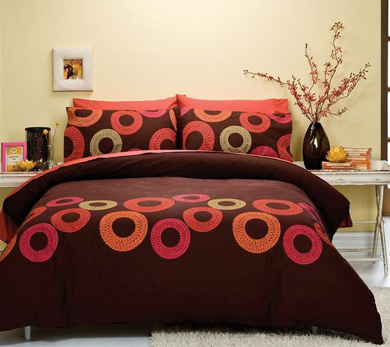 The Gallerie - Sleeping Beauty Spiral Quilt Cover Set