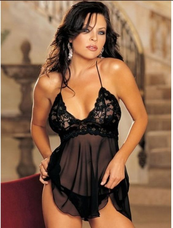 Dmart7dealSexy Lingerie Women Sexy Dress Sleepwear Sexy Underwear ...