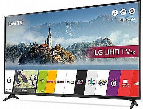 אל גי 55 Lg 55uk6100y Bluetooth Smart 4k Smart Tv Led Tv Ultra Hd Tvs
