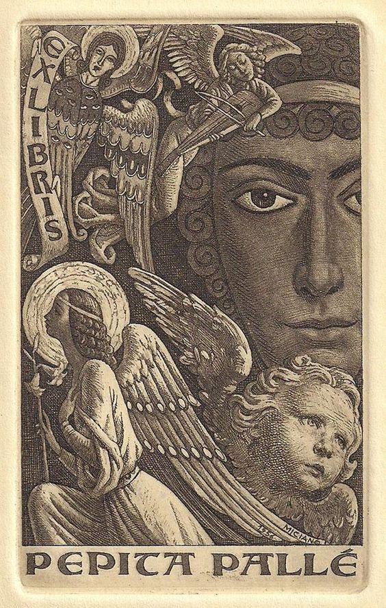 Grabado de Teodoro Miciano Becerra.