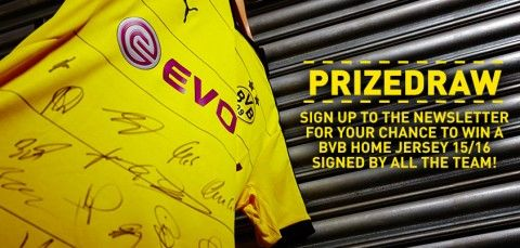 Do you want a BVB signed Home Jersey?