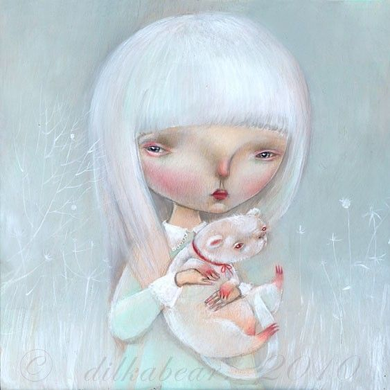 Dilka Bear: