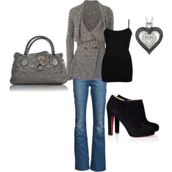 Love fall/winter wear!!!