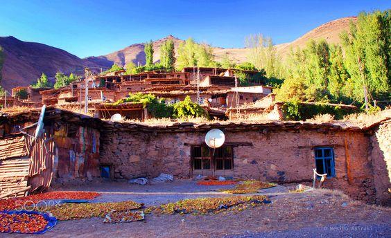 Kurdish Village - null