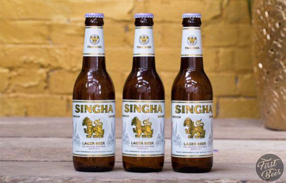 bia singha chai 330ml nhập khẩu