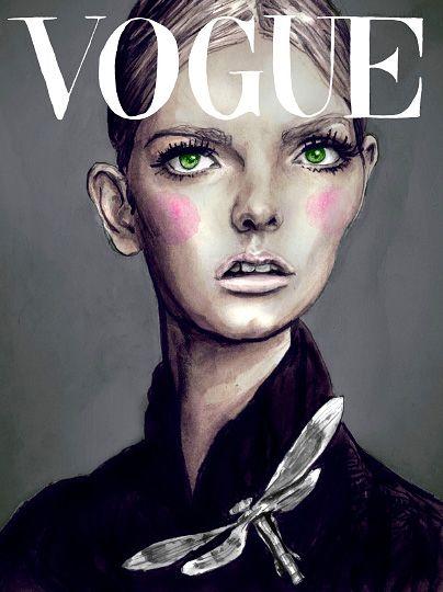 Danny Roberts - Vogue