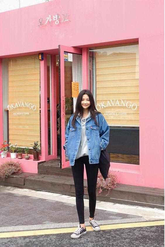 Korean Fashion - chuu Kfashion blog - Korean fashion: