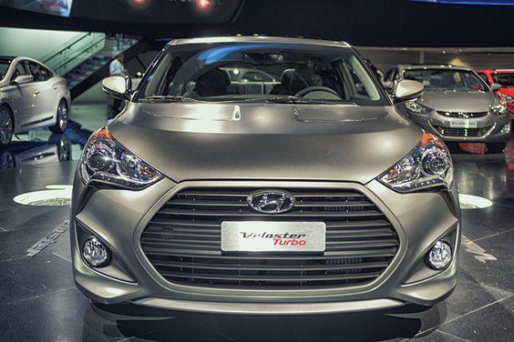 Hyundai Velostar Turbo (3) by AntonStetner, via Flickr #detroitautoshow #naias