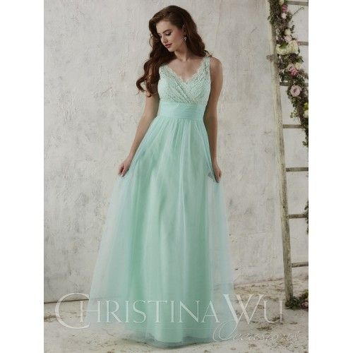 Christina Wu Bridesmaid Dress 22710