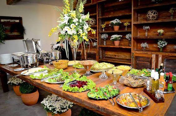 dia de casamento, mesa pronta