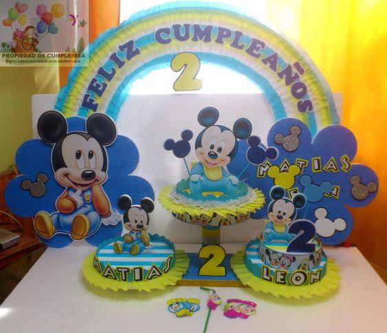 Resultado de imagen para cumple bebes decoraciones - Decoraciones para bebes ...