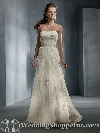 Bridal Gowns Alfred Angelo  2286 Bridal Gown Image 1