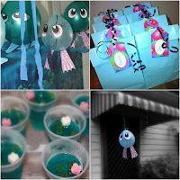 mermaid party ebook printables at www.partycraftsecrets.com