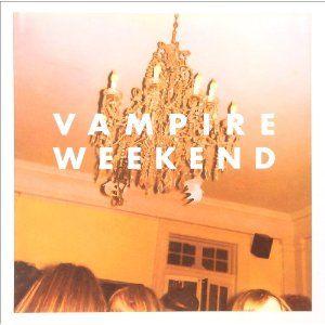 Vampire Weekend - Vampire Weekend ♥♥♥♥♥