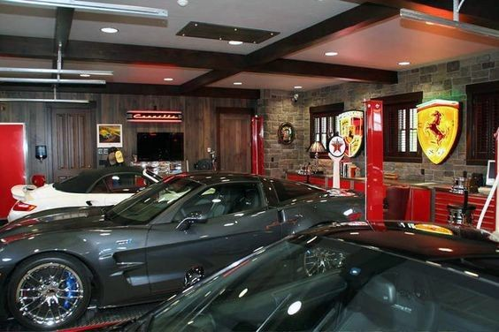 Top 70 Best Garage Wall Ideas Masculine Interior Designs