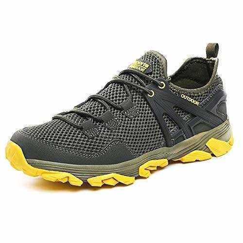 para trekking zapatillas deportivas ligeras Idea Frames antideslizantes camping Zapatillas de senderismo para hombre