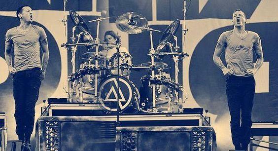 Two Chester Bennington's _ I like that idea!  Linkin Park