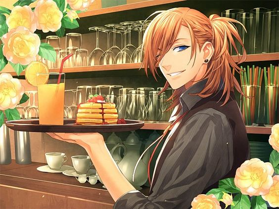 Ren the Bartender: