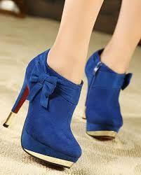 Resultado de imagen para zapatos de mujer con plataforma 2013