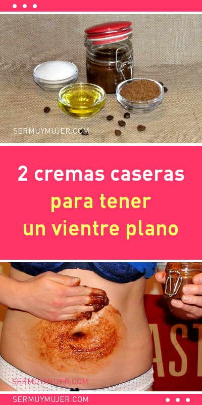 2 Cremas Caseras Para Tener Un Vientre Plano Usarlos Juntos Será Más Efectivo Crema Reductor Winter Beauty Tips Beauty Tips In Urdu Skin Tightening Remedies