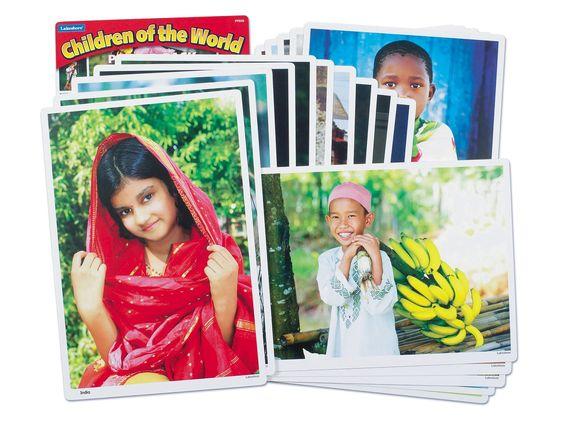 Children of the World Poster Pack