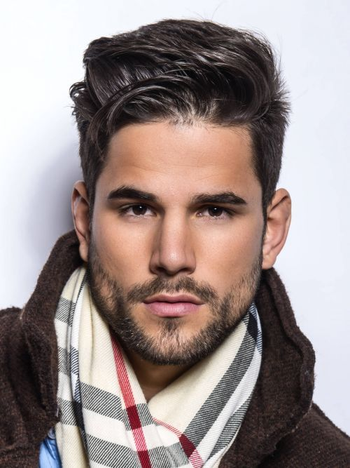 20 Haircuts For Men With Thick Hair High Volume Thick Hair Styles Haircuts For Men Mens Haircuts Thick Hair