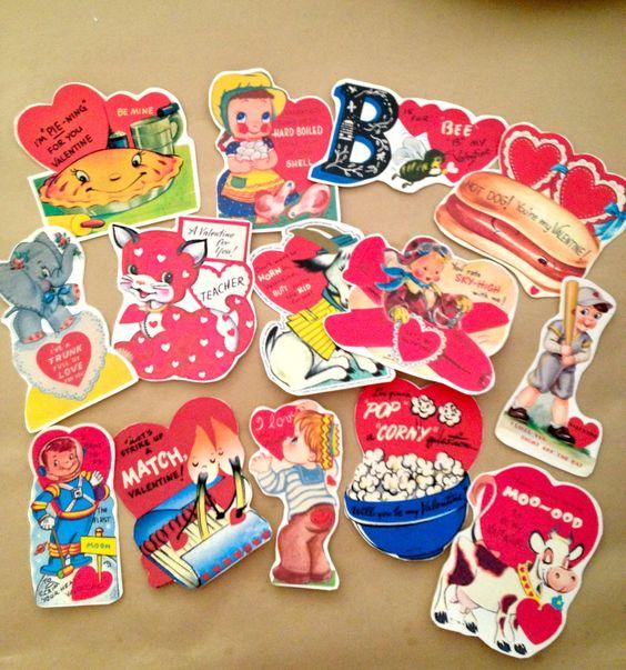 valentines vintage