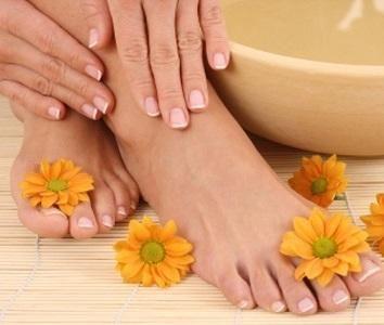Trucos de belleza con bicarbonato de sodio: manos y pies suaves