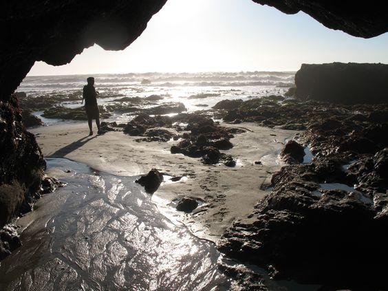Andrew Molera Beach, Big Sur.