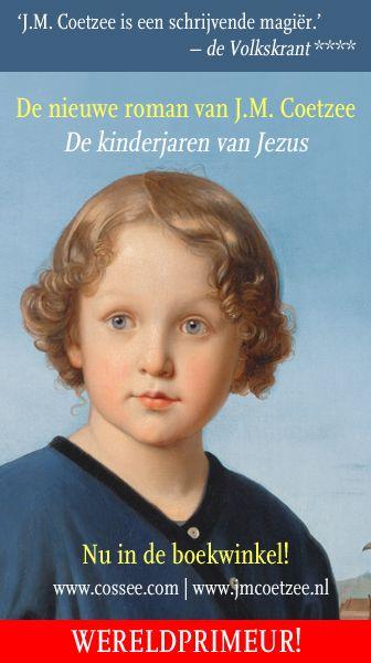 'De kinderjaren van Jezus' van J.M Coetzee
