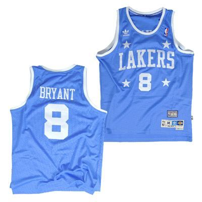 gvmcfn Los Angeles Lakers Adidas NBA Kobe Bryant #8 Soul Swingman Jersey
