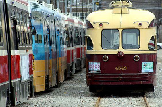 The Streetcar - Toronto's Classic Mode Of Transport