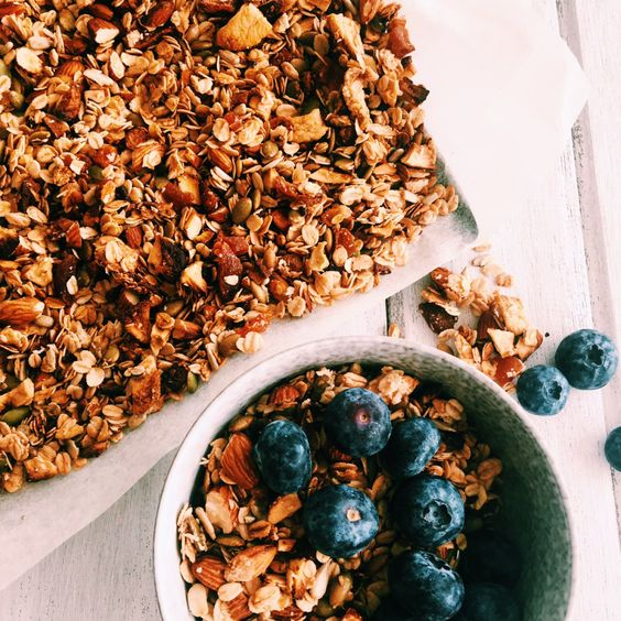Almond, Cacao Nib & Honey Toasted Muesli