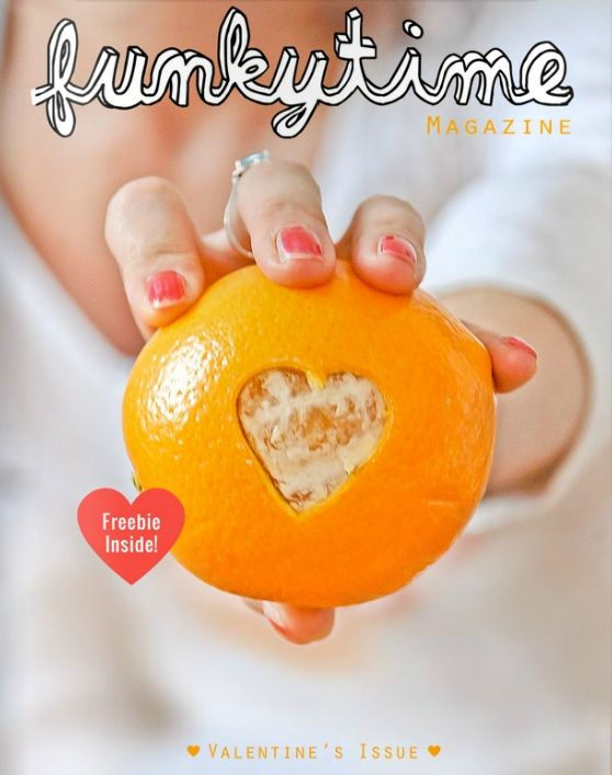 Funkytime magazine february/2012 #DIY #crafts #free