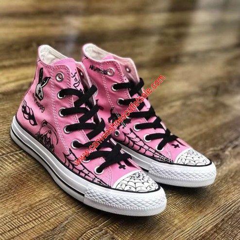Converse Cons Shoes x Sean Pablo Chuck