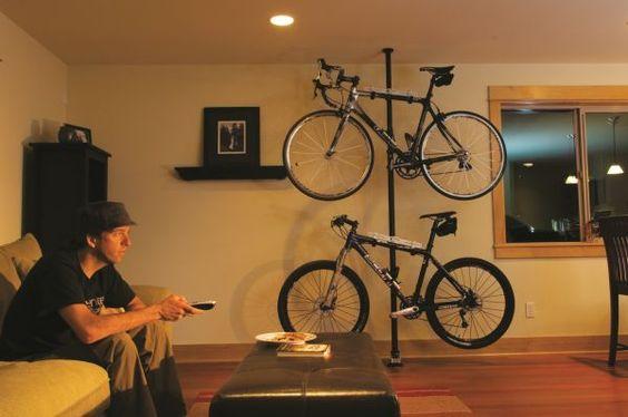 Acessórios Topeak transformam bike em item decorativo
